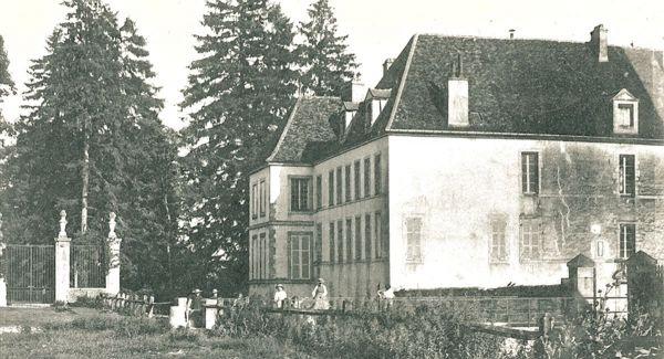 Historique Chateau d'Artigny