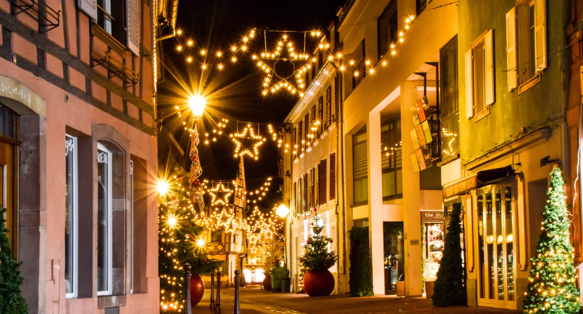 séminaire marchés de Noël Alsace
