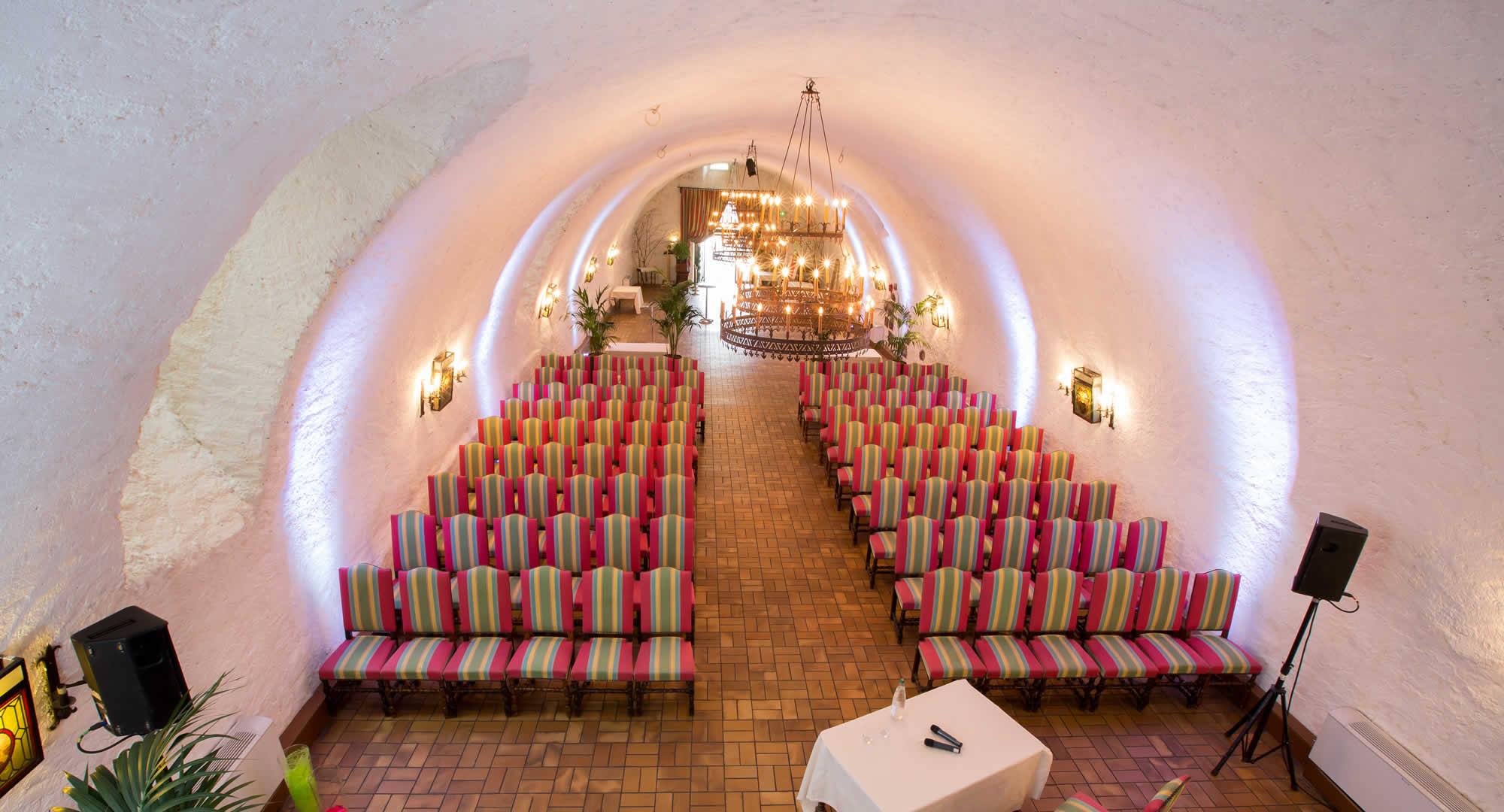 séminaire chateau d'Isenbourg