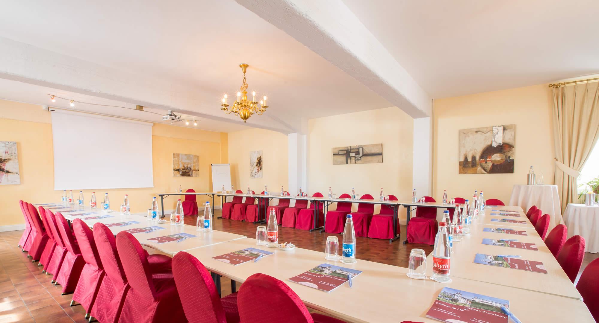 salle séminaire Alsace